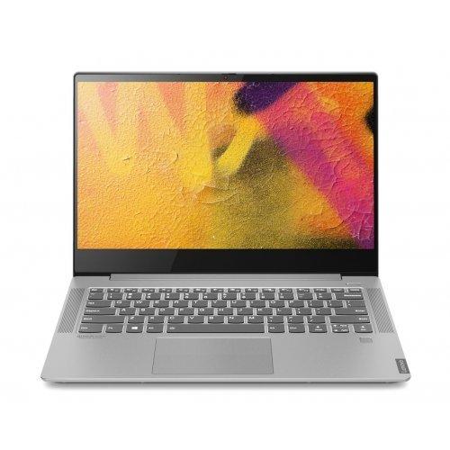 """Лаптоп Lenovo IdeaPad S540-14IML, сребрист, 14.0"""" (35.56см.) 1920x1080 (Full HD) без отблясъци IPS, Процесор Intel Core i7-10510U (4x/8x), Видео nVidia GeForce MX250/ 2GB GDDR5, 8GB DDR4 RAM, 1TB SSD диск, без опт. у-во, без ОС, Клавиатура- светеща с БДС (снимка 1)"""
