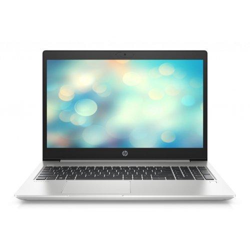 """Лаптоп HP ProBook 450 G7, сребрист, 15.6"""" (39.62см.) 1920x1080 (Full HD) без отблясъци, Процесор Intel Core i7-10510U (4x/8x), Видео nVidia GeForce MX250/ 2GB GDDR5, 8GB DDR4 RAM, 1TB HDD + 512GB SSD диск, без опт. у-во, FreeDOS ОС, Клавиатура- светеща (снимка 1)"""