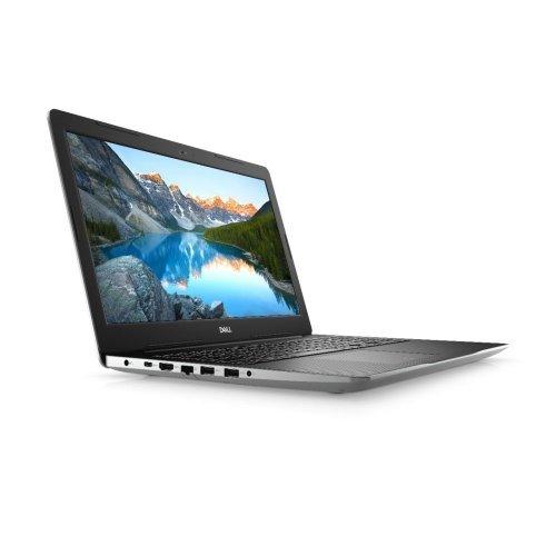 """Лаптоп Dell Inspiron 15 3593, сребрист, 15.6"""" (39.62см.) 1920x1080 (Full HD) без отблясъци, Процесор Intel Core i5-1035G1 (4x/8x), Видео nVidia GeForce MX230/ 2GB GDDR5, 4GB DDR4 RAM, 256GB SSD диск, без опт. у-во, Linux Ubuntu 18.04 ОС, Клавиатура- с БДС (снимка 1)"""