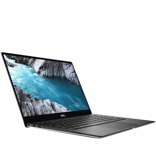 """Лаптоп Dell XPS 13 7390, черен, 13.3"""" (33.78см.) 3840x2160 (4K Ultra HD) без отблясъци 60Hz WVA тъч, Процесор Intel Core i7-10510U (4x/8x), Видео Intel UHD, 16GB LPDDR3 RAM, 512GB SSD диск, без опт. у-во, Linux Ubuntu ОС (снимка 1)"""