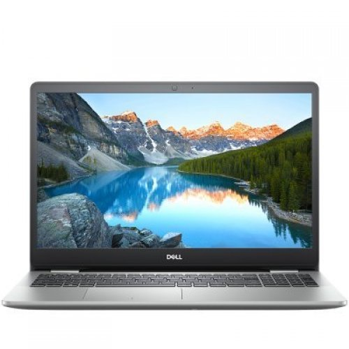 "Лаптоп Dell Inspiron 15 5593, сребрист, 15.6"" (39.62см.) 1920x1080 (Full HD) без отблясъци 60Hz TN, Процесор Intel Core i5-1035G1 (4x/8x), Видео nVidia GeForce MX230/ 2GB GDDR5, 8GB DDR4 RAM, 512GB SSD диск, без опт. у-во, Linux Ubuntu ОС, Клавиатура- светеща (снимка 1)"
