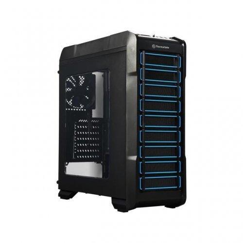 Компютърна кутия THERMALTAKE Versa N23, Mid Tower, Черна (снимка 1)