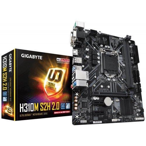 Дънна платка и процесор Gigabyte H310M S2H 2.0 + Pentium Gold G5420 (BOX) (снимка 1)