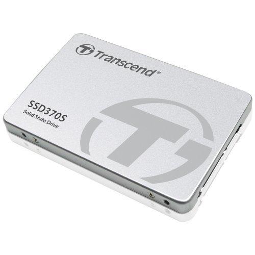 """SSD Transcend 32GB 2.5"""" SSD 370S, SATA3, Synchronous MLC (снимка 1)"""
