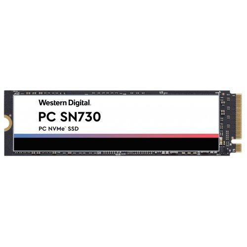 SSD Western Digital 256Gb SN730 NVMe SSD 3,150MBs / 2,100MBs (снимка 1)