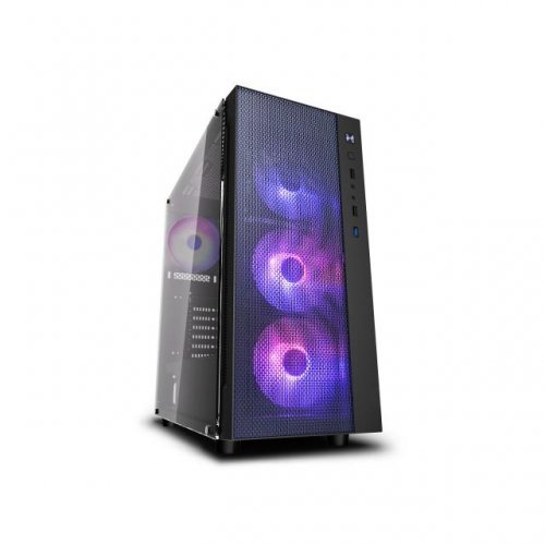 Компютърна кутия Estillo MATREXX 55 MESH ADD-RGB 4F (снимка 1)