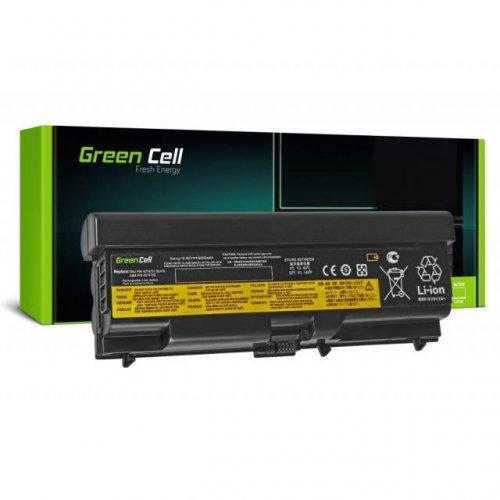 Батерия за лаптоп GREEN CELL IBM Lenovo ThinkPad T410 T420 T510 T520 W510 Edge 14 15 E525 42T4235 10.8V 6600mAh  (снимка 1)
