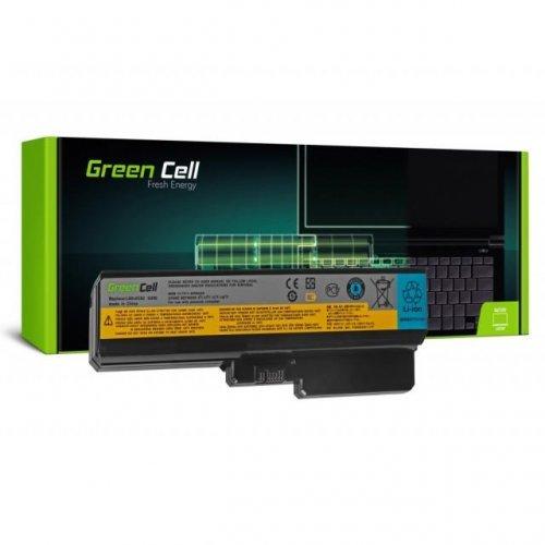 Батерия за лаптоп GREEN CELL IBM Lenovo B550 G530 G550 G555 N500 42T2722 10.8V 4400mAh  (снимка 1)