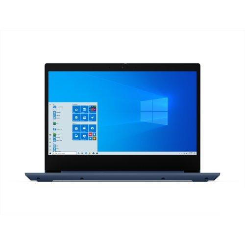 "Лаптоп Lenovo IdeaPad 3, син, 14.0"" (35.56см.) 1920x1080 (Full HD) без отблясъци IPS, Процесор AMD Ryzen 5 4500U (6x/6x), Видео интегрирана, 8GB DDR4 RAM, 512GB SSD диск, без опт. у-во, FreeDOS ОС, Клавиатура- с БДС (снимка 1)"