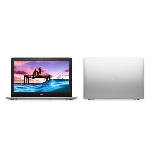 """Лаптоп Dell Inspiron 3583, сребрист, 15.6"""" (39.62см.) 1366x768 (HD) без отблясъци, Процесор Intel Pentium Gold 5405U (2x/4x), Видео Intel UHD 610, 4GB DDR4 RAM, 1TB HDD диск, без опт. у-во, Linux Ubuntu 18.04 ОС, Клавиатура- с БДС (снимка 1)"""