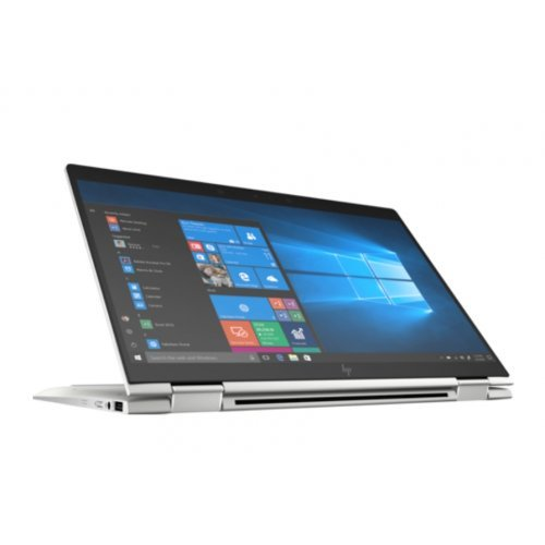 Лаптоп-таблет HP EliteBook x360 1030 G4, сребрист, 7KP71EA + слушалки, HP Unified Communications Wireless Duo Headset, W3K09AA (снимка 1)