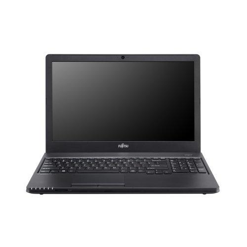 """Лаптоп Fujitsu LIFEBOOK A359, черен, 15.6"""" (39.62см.) 1920x1080 (Full HD) без отблясъци IPS, Процесор Intel Core i3-8130U (2x/4x), Видео Intel HD 620, 4GB DDR4 RAM, 256GB SSD диск, без опт. у-во, Windows 10 Pro 64 ОС (снимка 1)"""