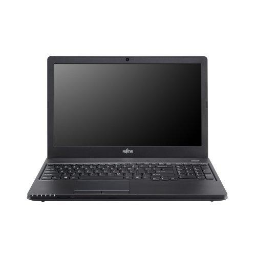 """Лаптоп Fujitsu LIFEBOOK A359, черен, 15.6"""" (39.62см.) 1920x1080 (Full HD) без отблясъци IPS, Процесор Intel Core i5-8250U (4x/8x), Видео Intel HD 620, 8GB DDR4 RAM, 256GB SSD диск, без опт. у-во, без ОС (снимка 1)"""