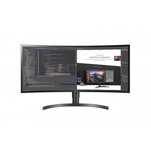 """Монитор LG 34"""" 34WN80C-B, Извит UltraWide Borderless (снимка 1)"""