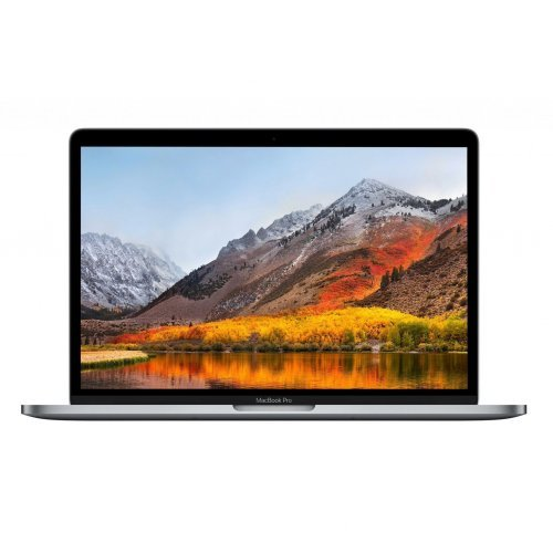 "Лаптоп Apple MacBook Pro 13 Touch Bar, сребрист, 13.0"" (33.02см.) 2560x1600 (WQXGA) IPS, Процесор Intel Core i5-1038NG7 (4x/8x) 2.0- 3.8 GHz  6 MB, Видео Intel Iris Plus Gen 11, 16GB LPDDR4X RAM, 1TB SSD диск, без опт. у-во, MacOS X Sierra ОС, Клавиатура- светеща (снимка 1)"