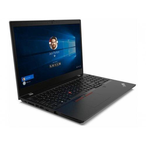 """Лаптоп Lenovo ThinkPad L15, черен, 15.6"""" (39.62см.) 1920x1080 (Full HD) без отблясъци IPS, Процесор Intel Core i5-10210U (4x/8x), Видео Intel UHD, 8GB DDR4 RAM, 256GB SSD диск, без опт. у-во, Windows 10 Pro 64 ОС, Клавиатура- светеща с БДС (снимка 1)"""