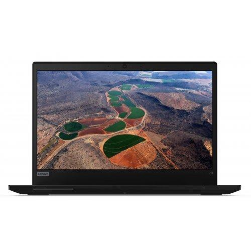 """Лаптоп Lenovo ThinkPad L13, черен, 13.3"""" (33.78см.) 1920x1080 (Full HD) без отблясъци IPS, Процесор Intel Core i5-10210U (4x/8x), Видео Intel UHD, 8GB DDR4 RAM, 256GB SSD диск, без опт. у-во, Windows 10 Pro 64 ОС, Клавиатура- светеща с БДС (снимка 1)"""