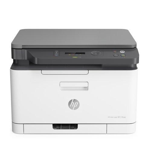 Принтер HP Color Laser MFP 178nw Printer (снимка 1)