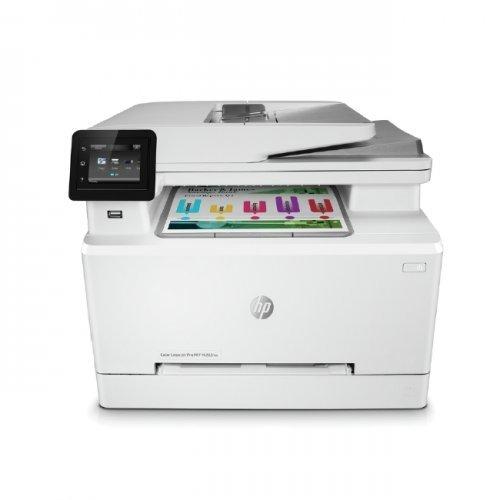 Принтер HP Color LaserJet Pro MFP M283fdn (снимка 1)