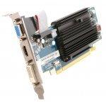 Ati Sapphire R5 230 2GB DDR3, 64 bit, PCI-E 2.0, VGA, DVI-D, HDMI, Bulk (Видео карти)