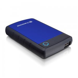 "Transcend StoreJet 25H3, 1TB, 2.5"", USB3.0, TS1TSJ25H3B (снимка 2)"