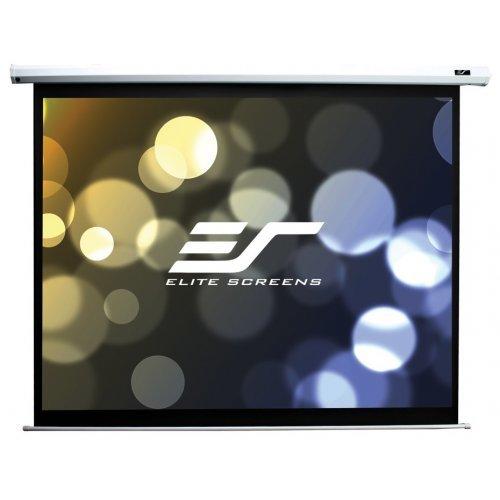 "Elite Screen Electric120V Spectrum, 120"" (4:3), 243.8 x 182.9 cm, White (снимка 1)"