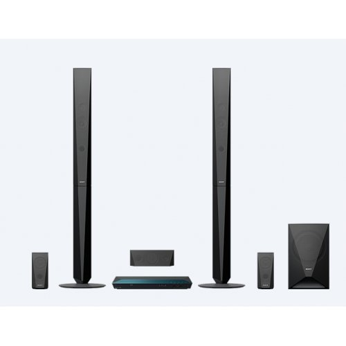 Sony BDV-E4100, 3D Blu-Ray 1000W 5.1 Channel Home Cinema (снимка 1)