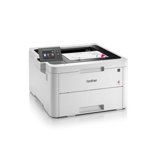 Принтер Brother HL-L3270CDW Colour LED Printer (снимка 1)