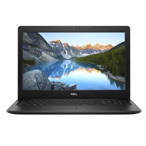 "Лаптоп Dell Inspiron 15 3580, черен, 15.6"" (39.62см.) 1366x768 (HD) без отблясъци 60Hz TN, Процесор Intel Celeron Dual-Core 4205U, Видео Intel UHD, 4GB DDR4 RAM, 500GB HDD диск, без опт. у-во, Linux Ubuntu 18.04 ОС (снимка 1)"