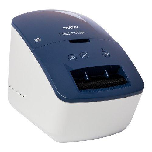Принтер Brother QL-600b - Label Printer - Thermal - 62mm (снимка 1)
