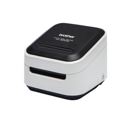 Принтер Brother VC-500W Label Printer (снимка 1)