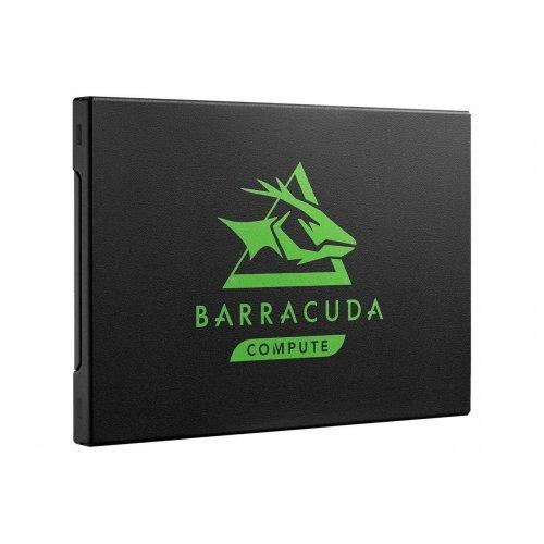 "SSD Seagate 250GB BarraCuda 120 (2.5"", SATA) (снимка 1)"