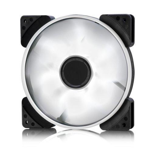 Охлаждане Fractal Design Prisma SL-14, 140mm, WHITE (снимка 1)
