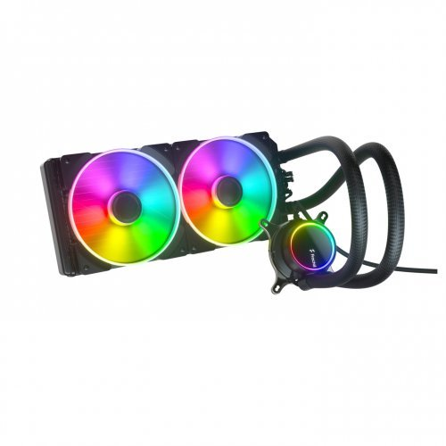 Охлаждане Fractal Design Celsius+ S28 Prisma, 280mm (снимка 1)
