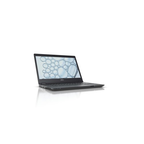 "Лаптоп Fujitsu LIFEBOOK U7410, черен, 14.0"" (35.56см.) 1920x1080 (Full HD) без отблясъци IPS, Процесор Intel Core i5-10210U (4x/8x), Видео Intel UHD, 8GB DDR4 RAM, 256GB SSD диск, без опт. у-во, Windows 10 Pro 64 ОС (снимка 1)"