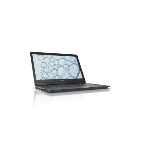"""Лаптоп Fujitsu Lifebook U7510, черен, 15.6"""" (39.62см.) 1920x1080 (Full HD) без отблясъци, Процесор Intel Core i7-10510U (4x/8x), Видео Intel UHD, 16GB DDR4 RAM, 512GB SSD диск, без опт. у-во, Windows 10 Pro 64 ОС (снимка 1)"""