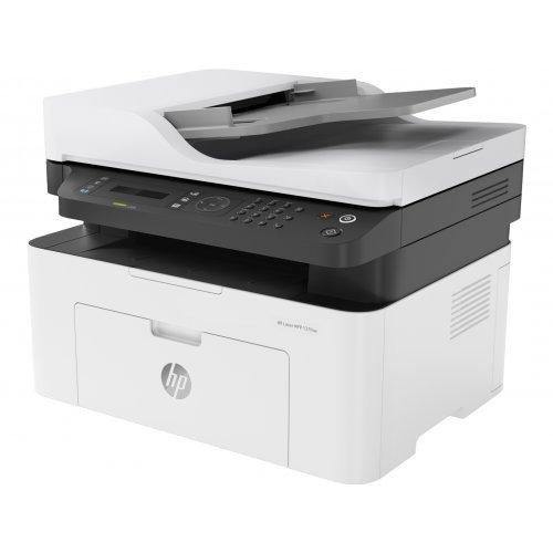 Принтер HP Laser MFP 137fnw (снимка 1)