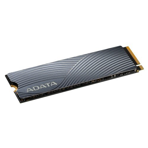 SSD ADATA 500GB, SWORDFISH, M.2 2280, PCIe 3.0 x4, R/W- 1800/1200 MB/s, 3D NAND (снимка 1)