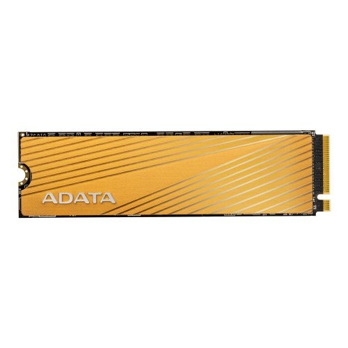 SSD ADATA 1TB, FALCON, M.2 2280, PCIe Gen 3 x4, NVMe 1.3, with 3D NAND Flash, Speed: read/ write - up to 3100/ 1500MB/s, IOPS: read/write - 180K/ 180K (снимка 1)