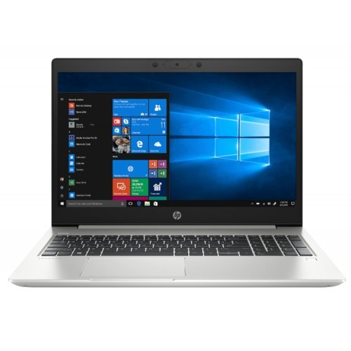 "Лаптоп HP ProBook 455 G7, сребрист, 15.6"" (39.62см.) 1920x1080 (Full HD) без отблясъци 60Hz, Процесор AMD Ryzen 7 4700U (8x/8x), Видео AMD Radeon Graphics, 8GB DDR4 RAM, 512GB SSD диск, без опт. у-во, FreeDOS ОС, Клавиатура- светеща (снимка 1)"