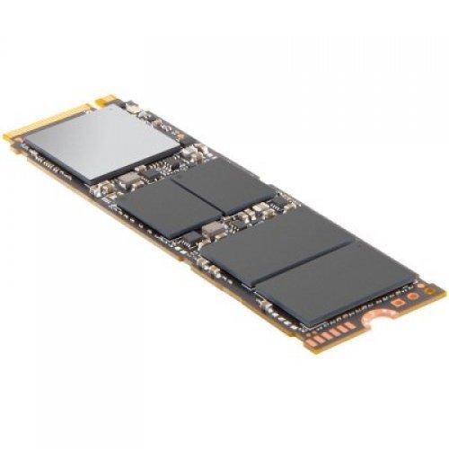 SSD Intel 256GB 760p Series (M.2 80mm, PCIe 3.0 x4, 3D2, TLC) Generic Single Pack (снимка 1)