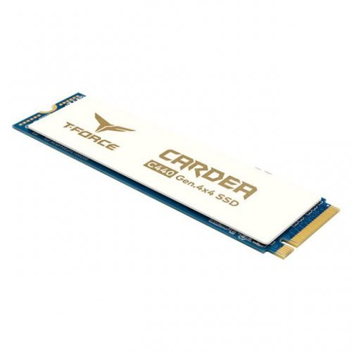 SSD Team Group 1TB T-Force Cardea Ceramic C440, M.2 NVMe PCIe Gen4 x4 (снимка 1)