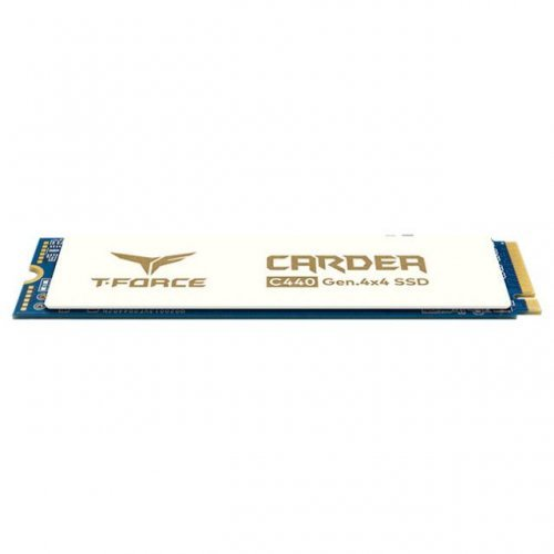 SSD Team Group 2TB T-Force Cardea Ceramic C440, M.2 NVMe PCIe Gen4 x4 (снимка 1)