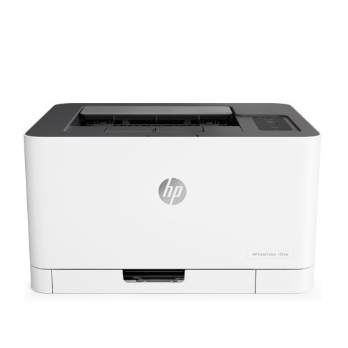 Принтер HP Color Laser 150nw Printer (снимка 1)