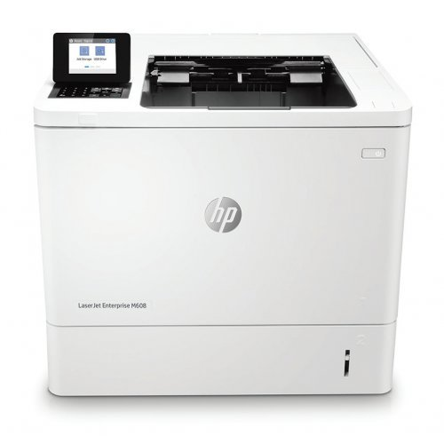 Принтер HP LaserJet Enterprise M609dn Printer (снимка 1)