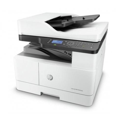 Принтер HP LaserJet MFP M443nda (снимка 1)
