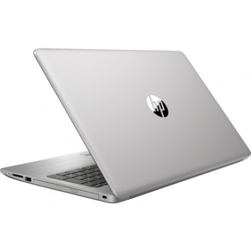 "Лаптоп HP 250 G7, сребрист, 15.6"" (39.62см.) 1920x1080 (Full HD) без отблясъци SVA, Процесор Intel Core i3-1005G1 (2x/4x), Видео интегрирано, 8GB DDR4 RAM, 512GB SSD диск, DVDRW, FreeDOS ОС (снимка 1)"
