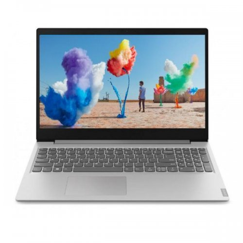 "Лаптоп Lenovo IdeaPad S145-15IKB, сребрист, 15.6"" (39.62см.) 1920x1080 (Full HD) без отблясъци, Процесор Intel Core i3-8130U (2x/4x), Видео интегрирано, 8GB DDR4 RAM, 512GB SSD диск, без опт. у-во, без ОС (снимка 1)"