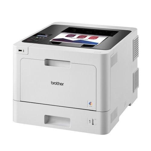 Принтер Brother HL-L8260CDW Colour Laser Printer (снимка 1)