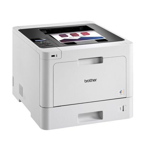 Принтер Brother HL-L8360CDW Colour Laser Printer (снимка 1)